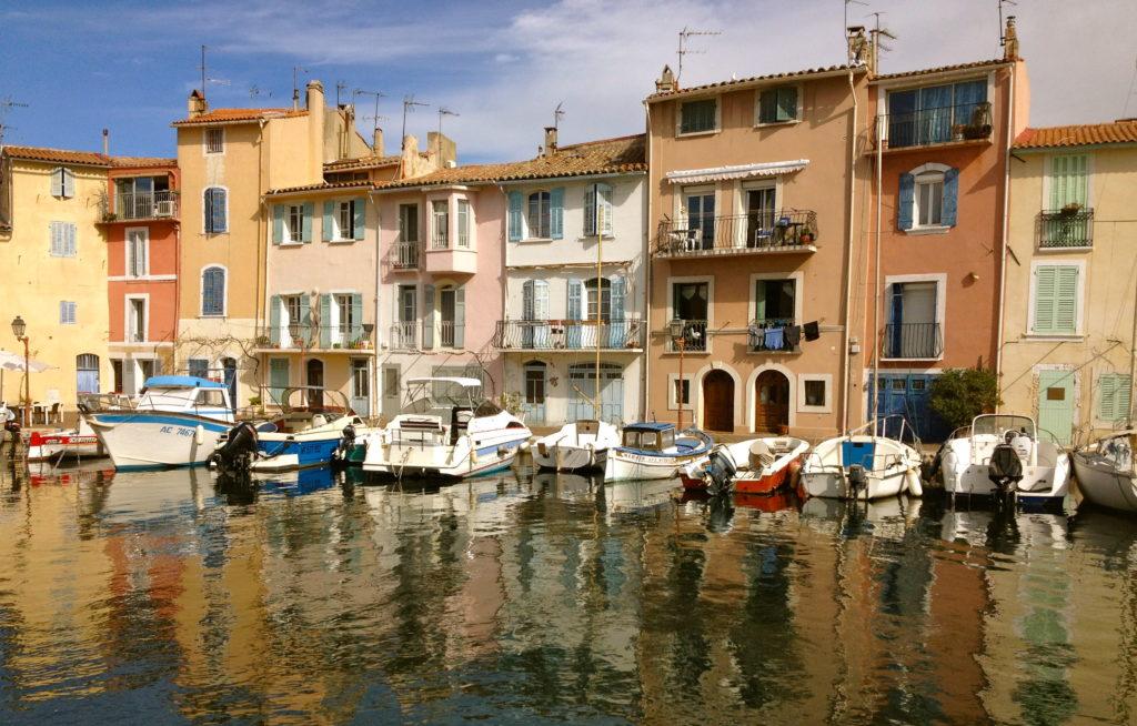 Bild aus Martigues