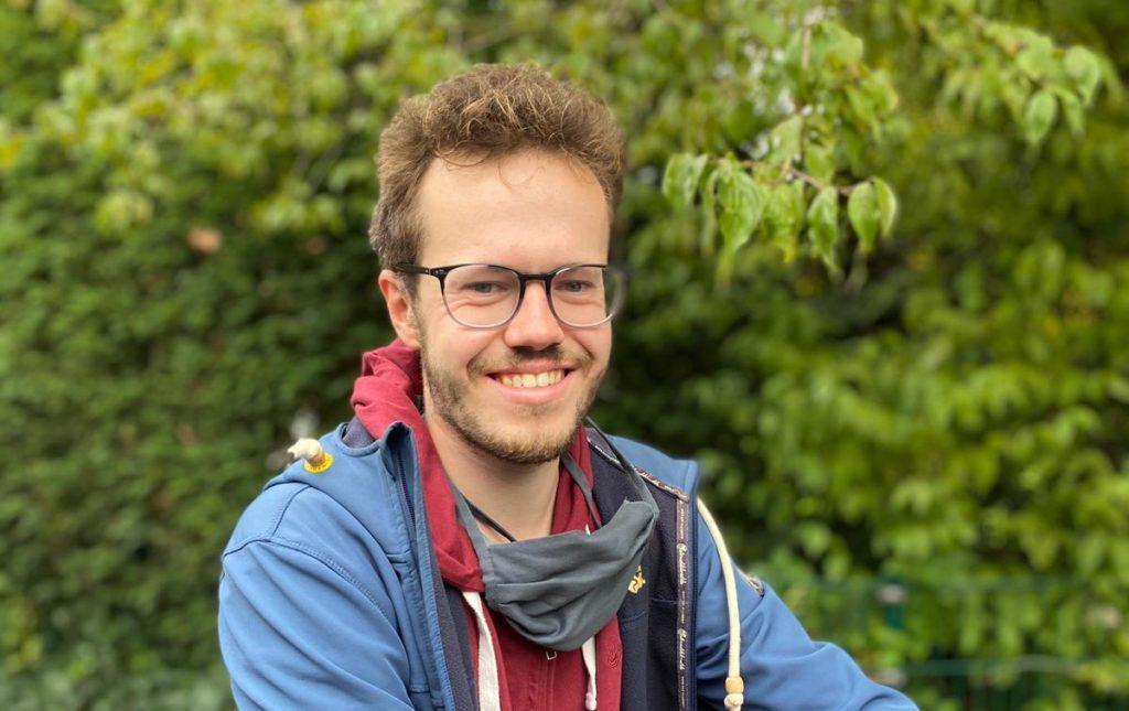 Neuer Beiratsvorsitzender Tom Schröder