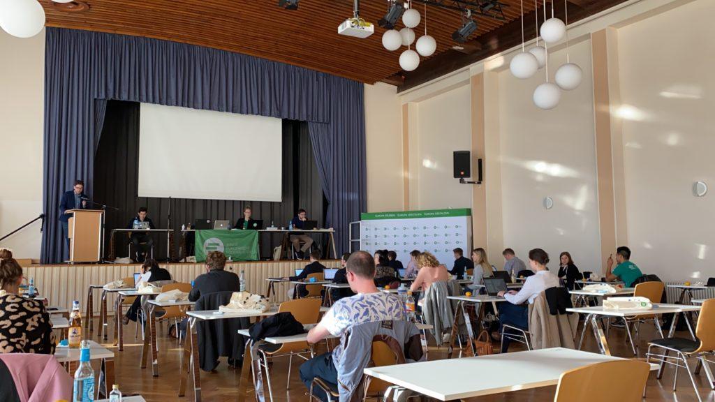 67. Bundeskongress der JEF Deutschland