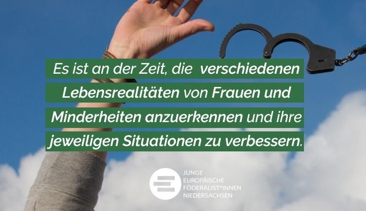Ratskampagnen Beitrag Oktober Gleichstellung